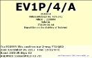 EV1P-4-A