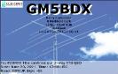 GM5BDX