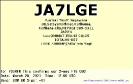 JA7LGE