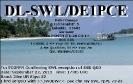 DL-SWL/DE1PCE