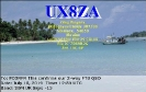UX8ZA