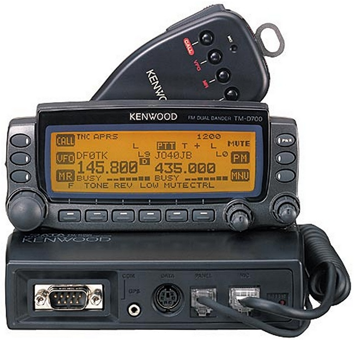 Kenwood TM-D700E